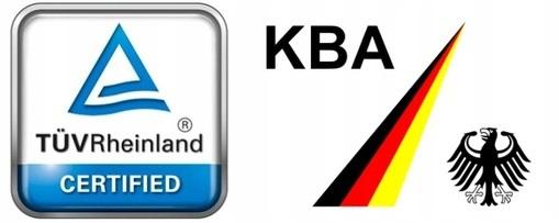 Certyfikat TUV | Sportwheels.pl
