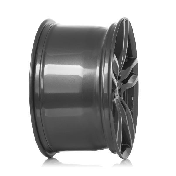 Felgi Aluminiowe 16 Ats Evolution 5x120 7x16 Et31 Dark Grey