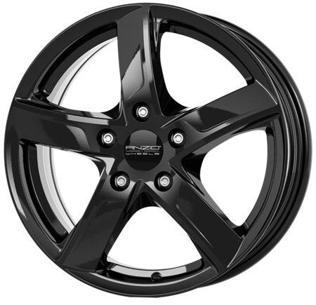 FELGI ANZIO SPRINT 4x108 6.5x16 ET20 Diamond Black