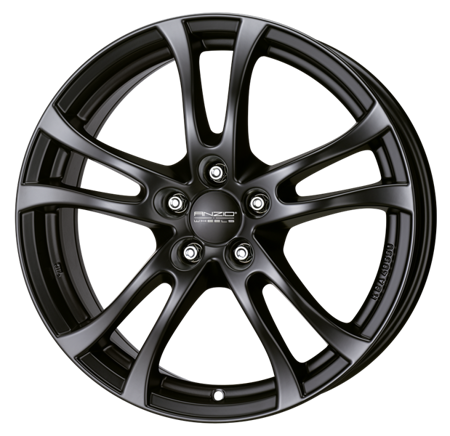FELGI ANZIO TURN 5x100 5.5x14 ET38 Racing Black