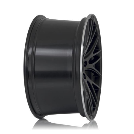 FELGI ATS PERFEKTION 5x114.3 8x17 ET40 Racing Black Lip Polished
