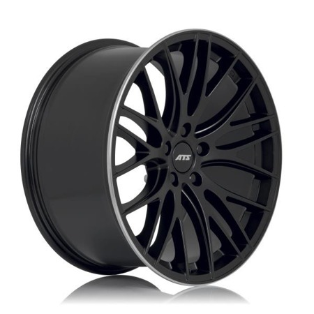 FELGI ATS PERFEKTION 5x114.3 8x18 ET42 Racing Black Lip Polished