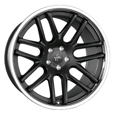 FELGI KESKIN KT14 5x120 10x20 ET30 Matt Black Steel Lip