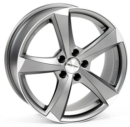 GMP ITALIA ICAN 5x112 8x18 ET45 MATT ANTHRACITE DIAMOND