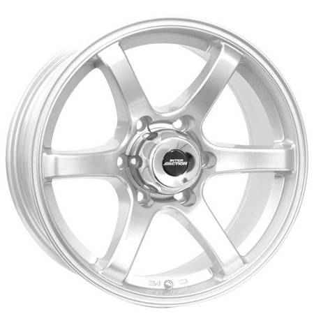 INTER ACTION OFFROAD 6x139.7 9x20 ET20 Silver