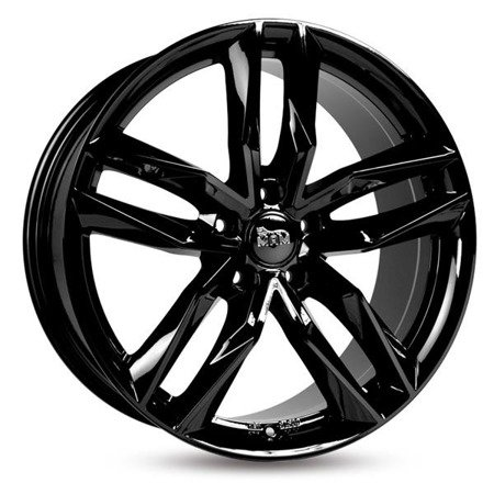MAM RS3 5x112 8.5x20 ET45 Black Painted