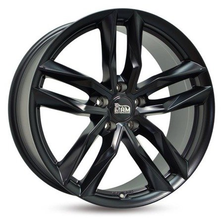 MAM RS3 5x112 8x18 ET45 Matt Black Painted