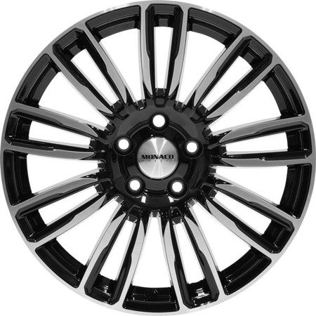 MONACO MC14 5x120 9x20 ET45 Gloss Black Polished