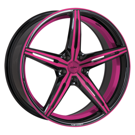 OXIGIN 23 DIAMOND 5x114.3 8.5x19 ET43 Pink Polish