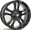 DIESEL BROOKLYN 6x139.7 9x20 ET20 Gloss Black